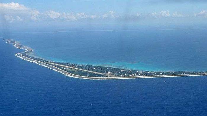 Naučnici mislili da ostrvo tone, a ono zapravo raste