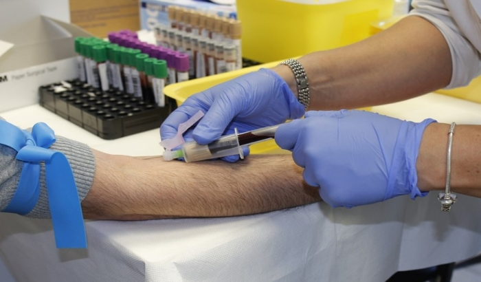 Ekipe Zavoda za transfuziju u utorak u Karlovcima