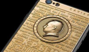 FOTO: U prodaji ekskluzivna serija telefona sa likom Putina