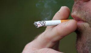 Nikotin menja strukturu mozga