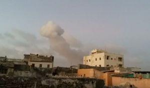 VIDEO: Dvostruki bombaški napad u Somaliji, 18 mrtvih