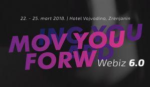 Webiz konferencija od 22. do 25. marta u Zrenjaninu