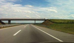 Suženje na autoputu Beograd-Niš od 1. avgusta