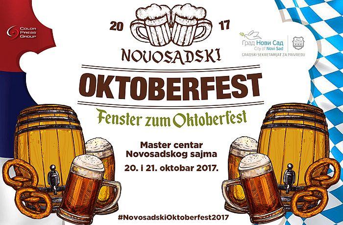Novosadski Oktoberfest 20. i 21. oktobra u Master centru