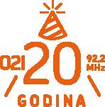 Radio 021 - 20 godina sa Vama!
