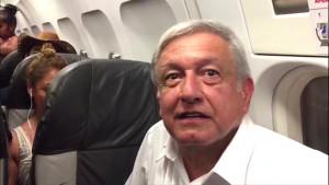 Novoizabrani meksički predsednik ostao satima zarobljen u avionu