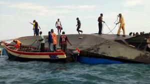 Jezero Viktorija, Tanzanija: Više desetina ljudi se udavilo kada se prevrnuo trajekt