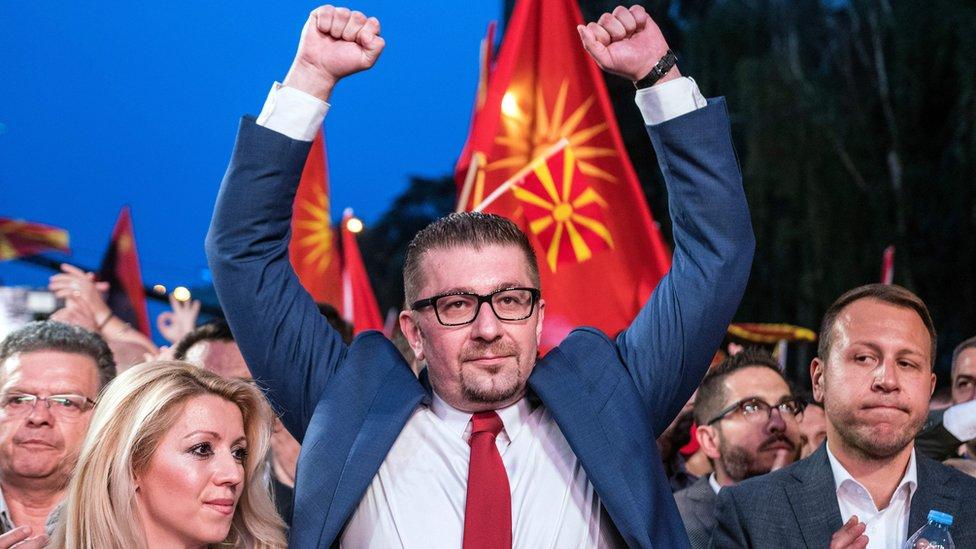 Lider makedonske opozicije za BBC na srpskom: Ni podrška dogovoru, ni bojkot referenduma