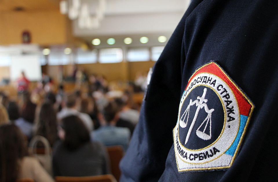 """Optuženi za ubistvo - član """"valjevske grupe"""" sudiji poslao pretnje smrću"""