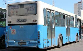 Red vožnje autobusa GSP-a za vreme Fruškogorskog maratona