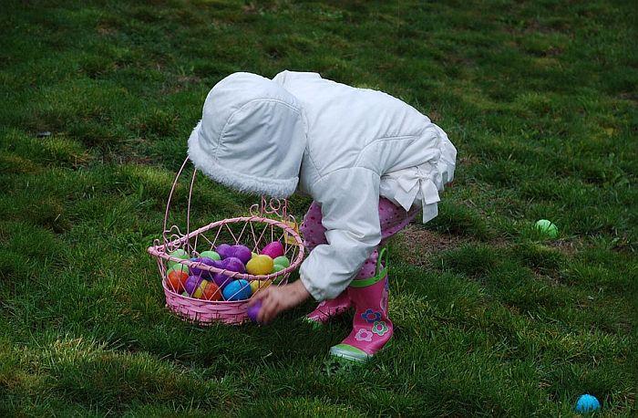 Kreativna radionica i lov na jaja danas u kafeu