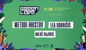 Green love festival u subotu na Novosadskom sajmu
