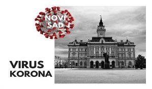 Novi Sad trenutno najugroženiji grad u Vojvodini