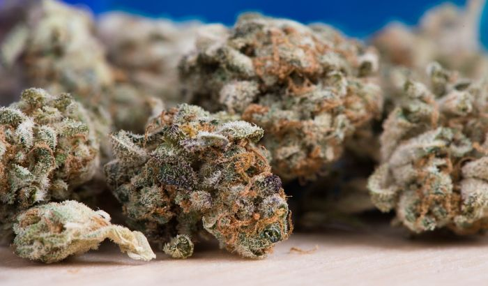 Zaplenjen 81 kilogram marihuane, uhapšen vozač kamiona iz Iriga