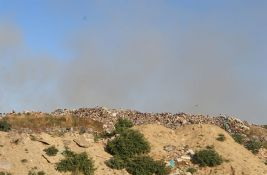 Vanredna situacija u Boru zbog požara na gradskoj deponiji