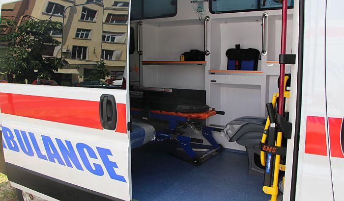 Dečak teško povređen u udesu na Novom naselju