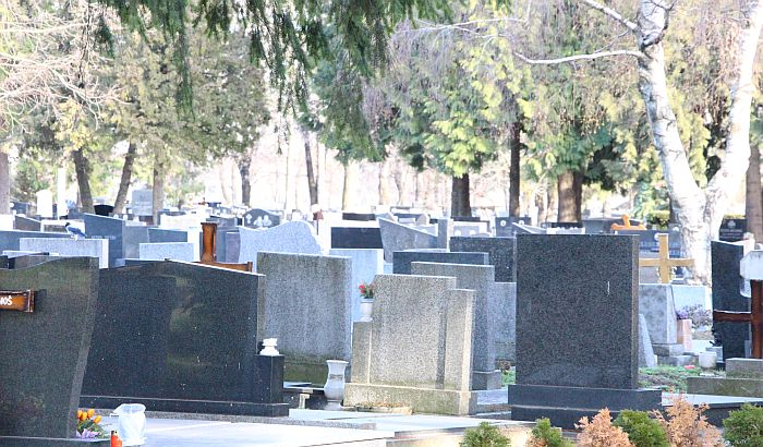 Raspored sahrana za sredu, 10. oktobar