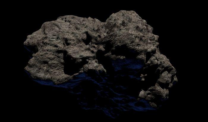 Meteorit vredan 100.000 dolara koristio kao držač za vrata
