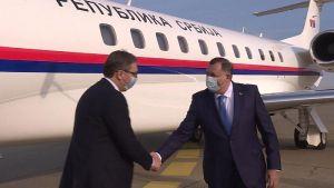 Srbija će za izgradnju autoputa do Bijeljine dati 100 miliona, za aerodrom u Trebinju do 75 miliona evra