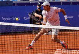 Lajović završio učešće na Srbija openu