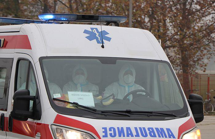Ponovo povećan broj kovid pacijenata u Novom Sadu