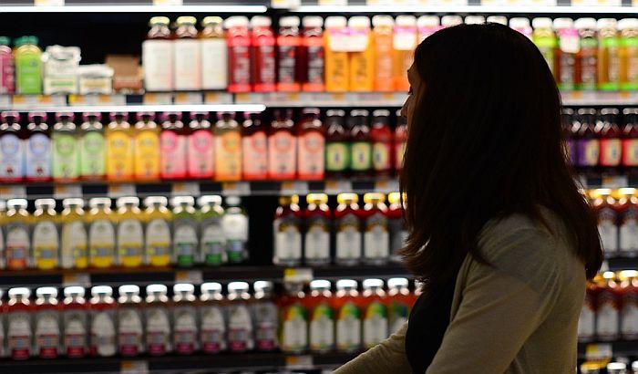 Prosečna potrošačka korpa za deset godina poskupela 86 odsto, jeftiniji samo šećer