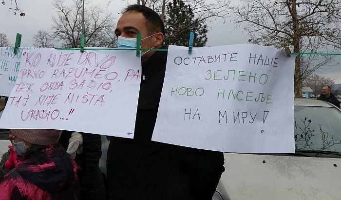 Za zeleno Novo naselje: Novosađani danas potpisuju peticiju protiv garaža
