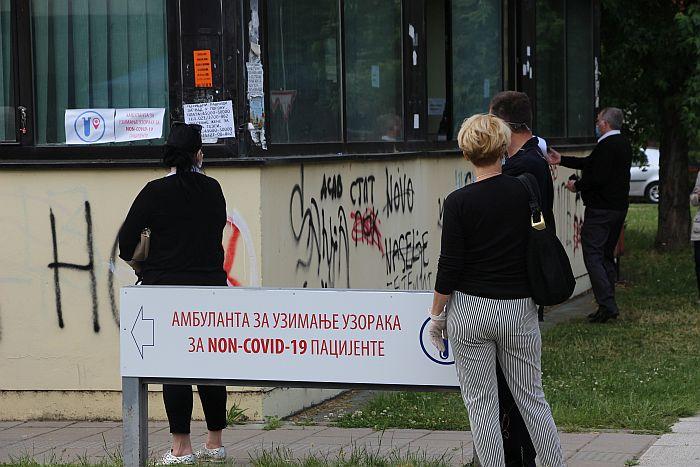 Smanjen broj novih slučajeva kovida u Novom Sadu i Vojvodini