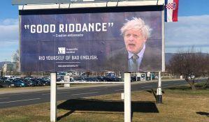 Američki institut iskoristio lapsus hrvatske ambasadorke za reklamu
