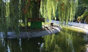 FOTO: Dunavski je park je nekada bio rukavac velike reke, a sedenje u njemu se naplaćivalo