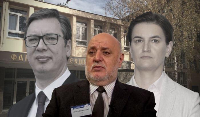 Doroslovački krenuo u odbranu funkcije, o slučaju obavešteni Vučić i Brnabić