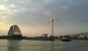 Armatura sa Žeželjevog mosta usmrtila radnika, uhapšeni izvođači radova