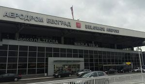 Na beogradskom aerodromu 70 odsto manje putnika