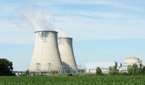 Deo nuklearke u Belorusiji isključen zbog problema tokom testiranja