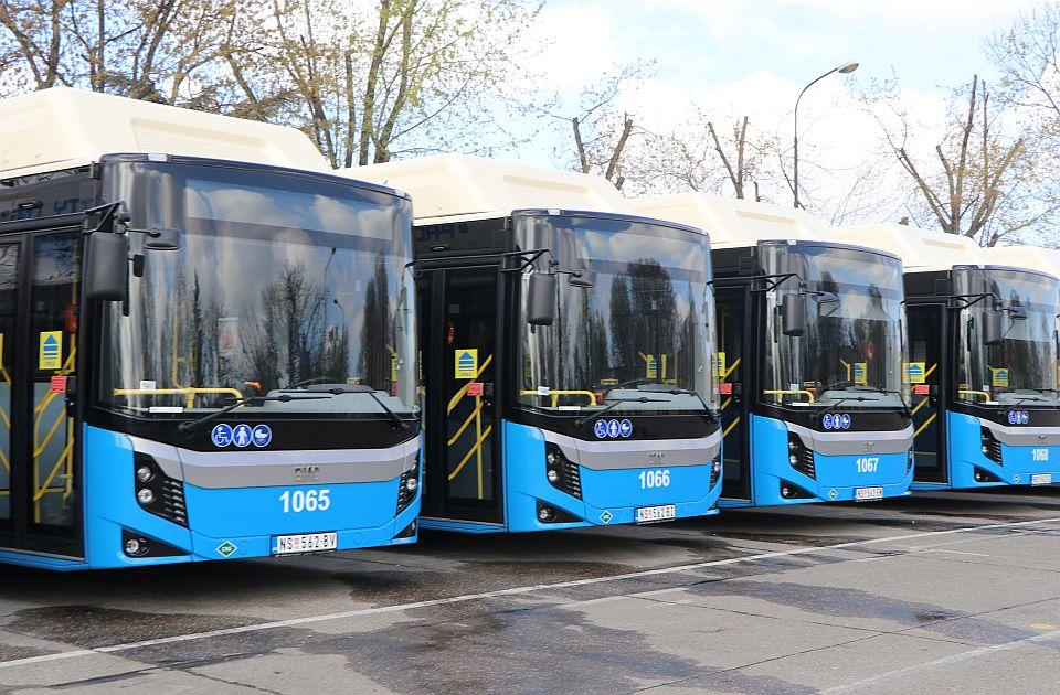 Počeo da važi letnji red vožnje autobusa GSP-a i linija 13 promenila trasu