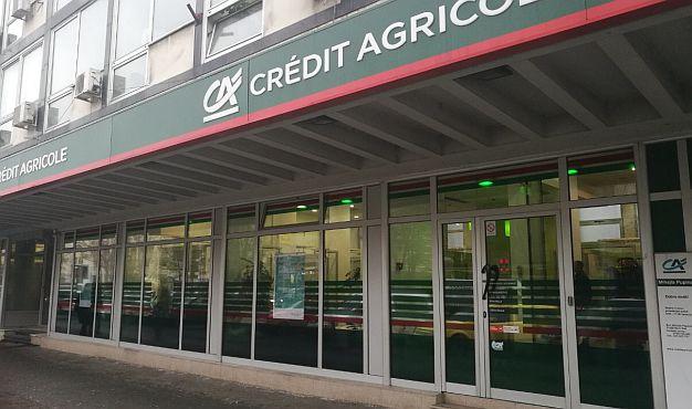 Prihod Crédit Agricole Grupe 1.846 miliona evra u drugom kvartalu 2019
