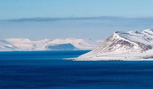 Na arktičkom arhipelagu Svalbard izmerena rekordna temperatura