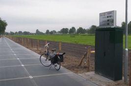 VIDEO: U Holandiji otvorena solarna staza za bicikle koja proizvodi struju