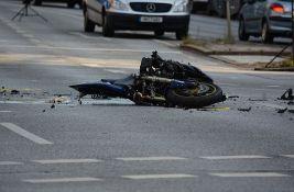 Poginuo motociklista u udesu kod Kule