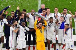 VIDEO Francuska osvojila Ligu nacija, posle preokreta srušila Španiju