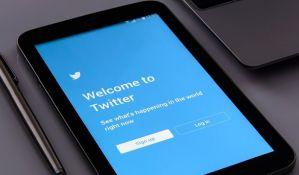 Hakovan tviter nalog direktora Tvitera