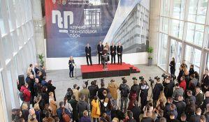 FOTO: Otvoren Naučno-tehnološki park u Novom Sadu, prazan prostor čeka IT firme i startapove