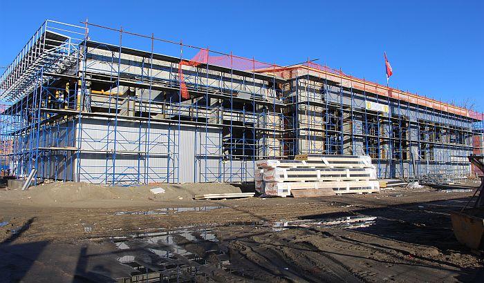 Nepredviđeni radovi pomerili završetak nove Glavne crpne stanice za april