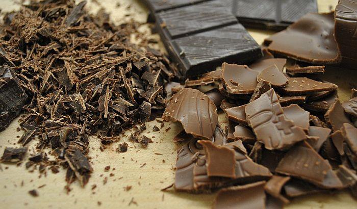 Crna čokolada smanjuje mogućnost depresije