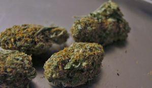 Vozili se sa više od 15 kilograma marihuane u bunkeru u automobilu