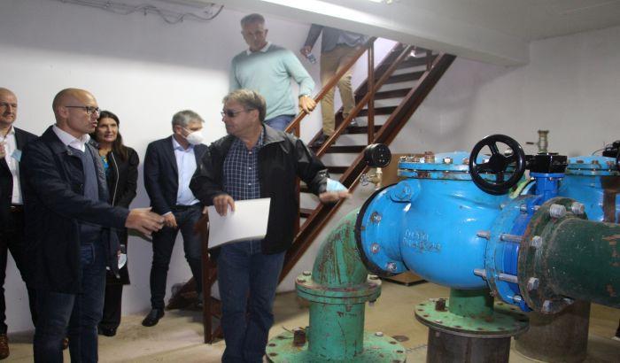 """Završena rekonstrukcija dva reni bunara na izvorištu """"Ratno ostrvo"""""""