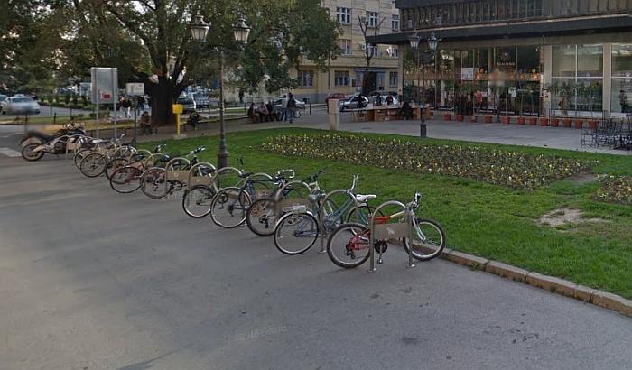 Uskoro još 18 mesta za parkiranje bicikala
