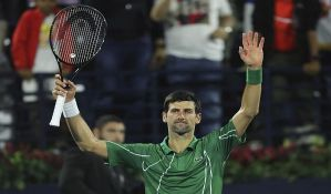 Đoković u četvrtfinalu u Dubaiju