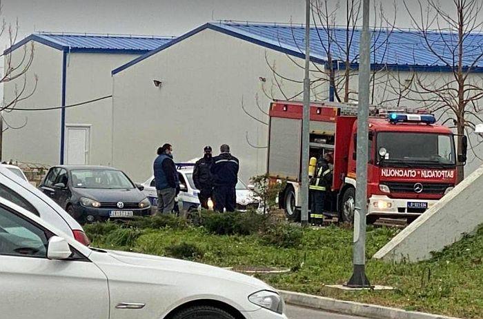 Dva radnika povređena u eksploziji u fabrici vode u Zrenjaninu, inspekcija utvrdila da su bili uredno prijavljeni