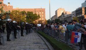 Reakcije političara na proteste - Čanak: Ovakve sramote nije bilo; Vulin: Pokušaj državnog udara